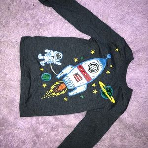 Garanimals Shirts & Tops - 👽 Spaceship Long Sleeve 👽